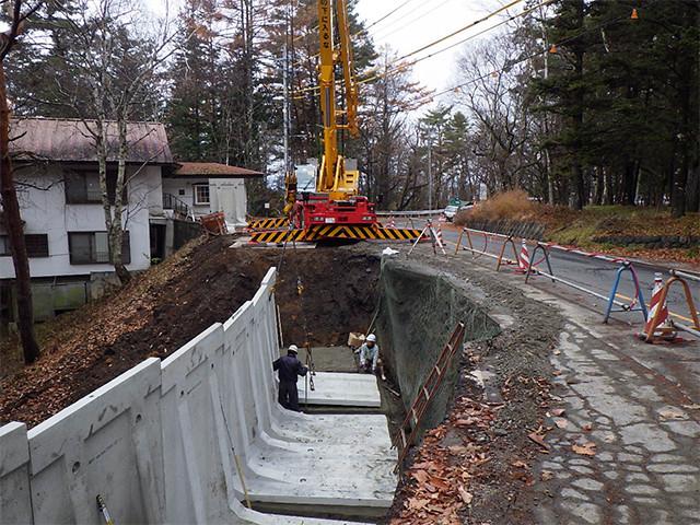 道路・橋梁の整備・修繕