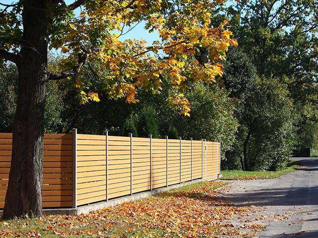 フェンス、柵