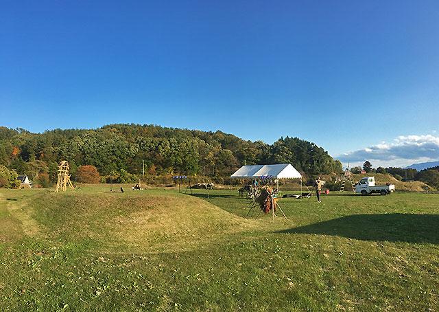 YouTube動画 高原の縄文王国収穫祭 祭式2020
