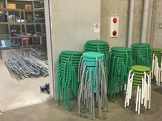 例 : 丸椅子